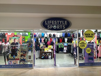 Lifestyle Sports Shop Sligo