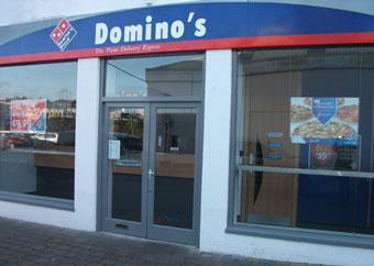 Dominos Pizza Sligo