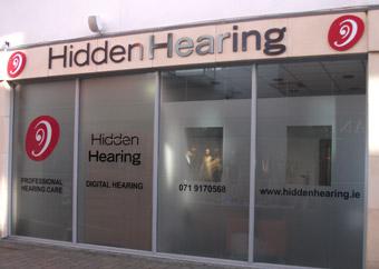 Hidden Hearing Quayside Shopping Centre