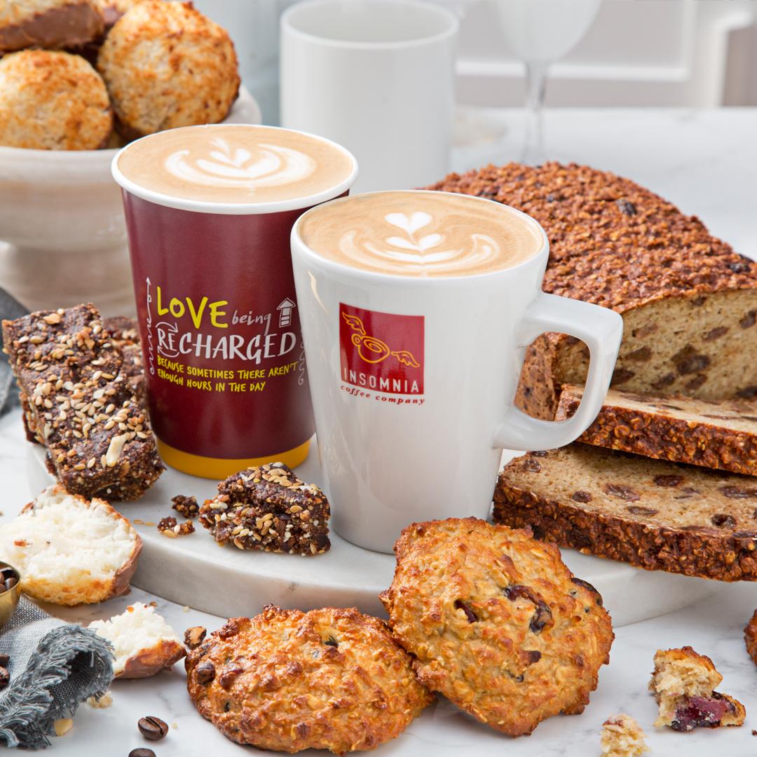 Bakery at Insomnia Sligo