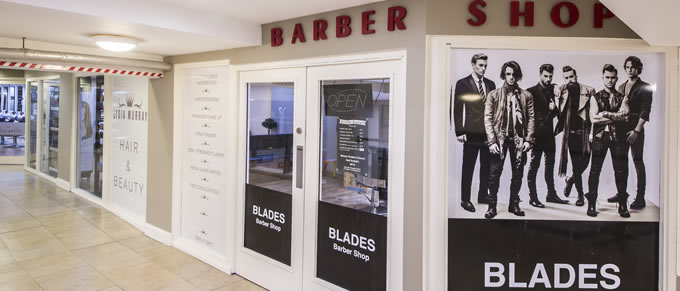 Blades Barber Shop Sligo