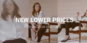 15% price reduction at Monsoon Sligo