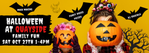 Halloween at Quayside