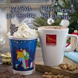 Insomnia Hot Chocolates