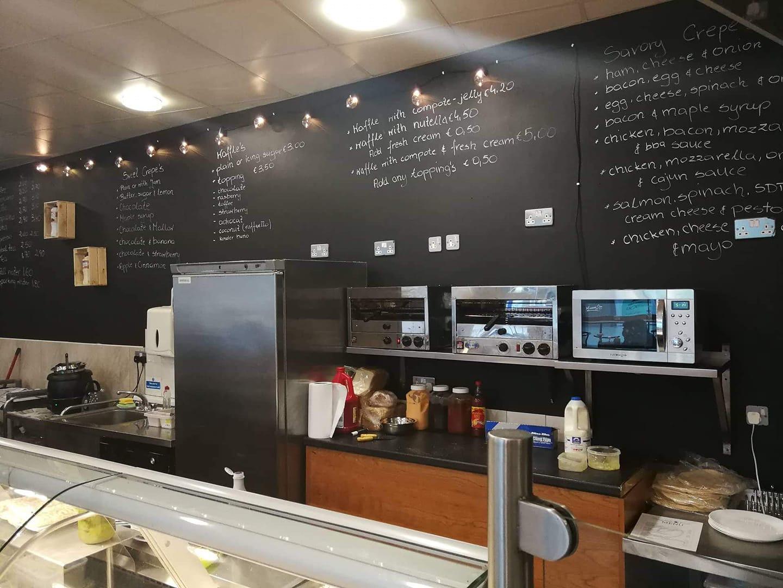 Quayside Cafe in Sligo