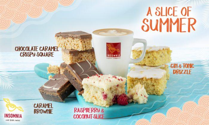 Insomnia Sligo Summer menu