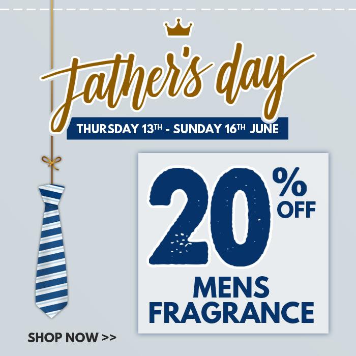 Cara Pharmacy Fathers Day Sale