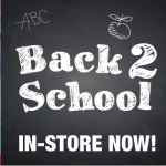 Back to School at Dealz