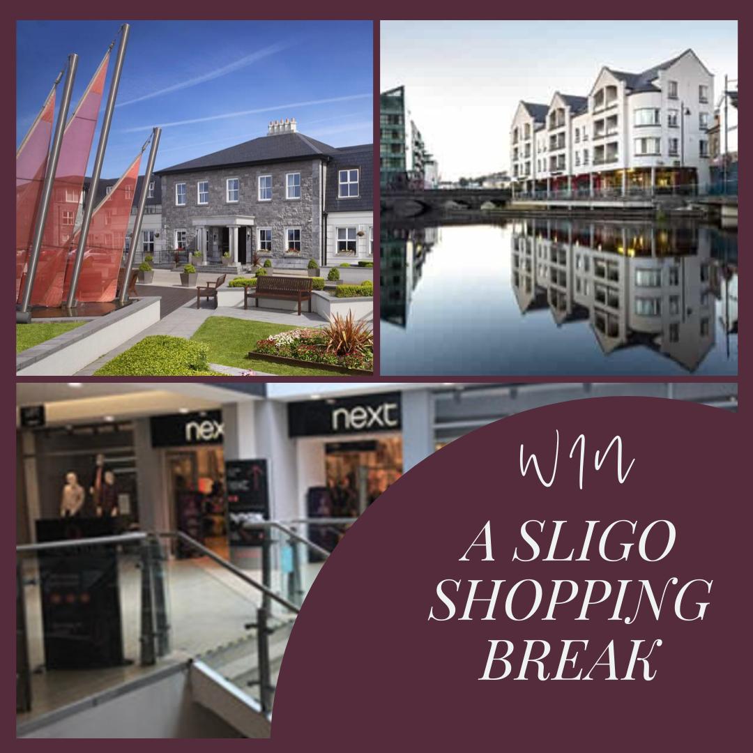Sligo Shopping break