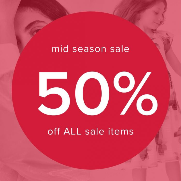 50% OFF SALE at Monsoon
