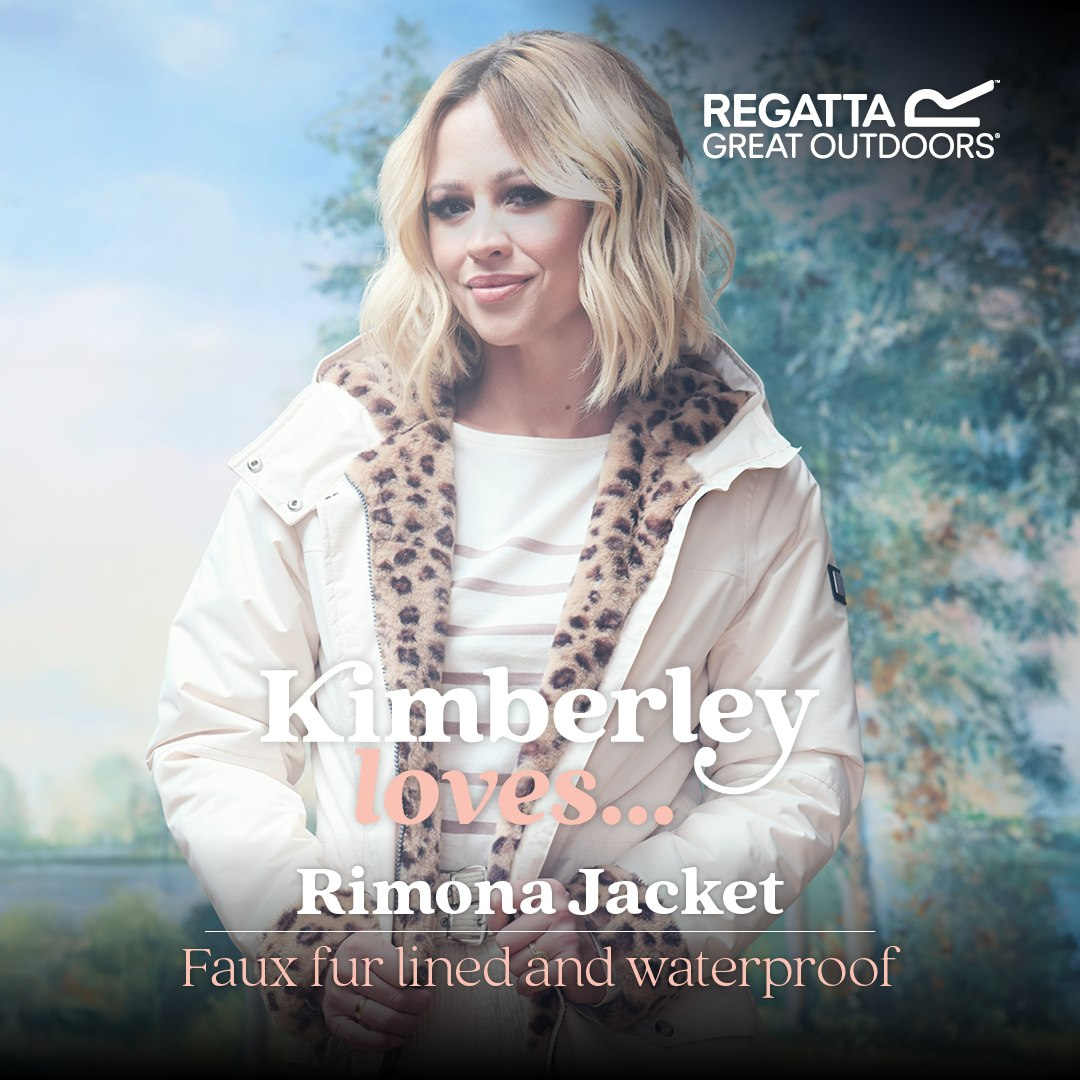 kimberley walsh collection at regatta ireland