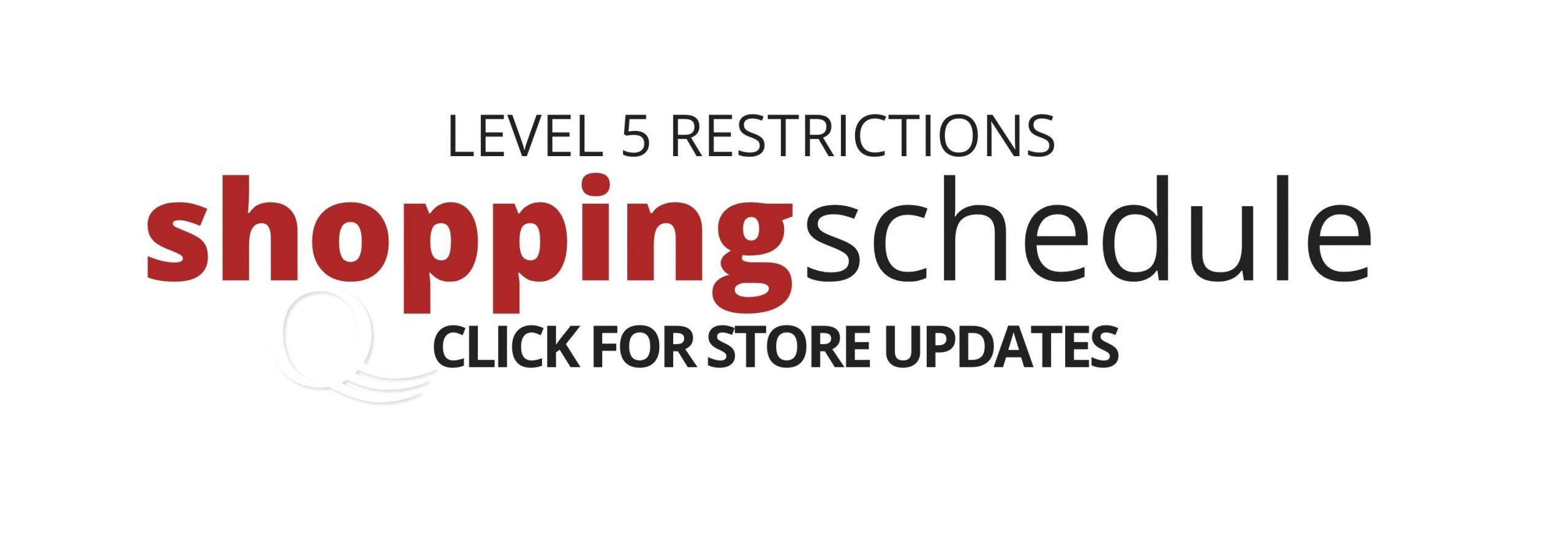 Level 5 Shopping