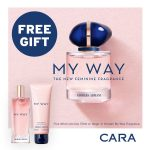 Cara pharmacy free gift offer