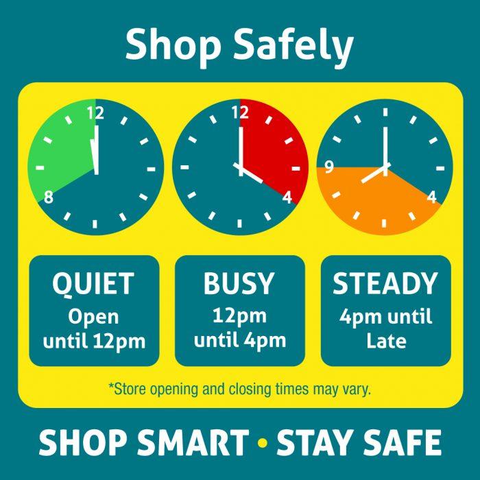 Dealz Shop Safely