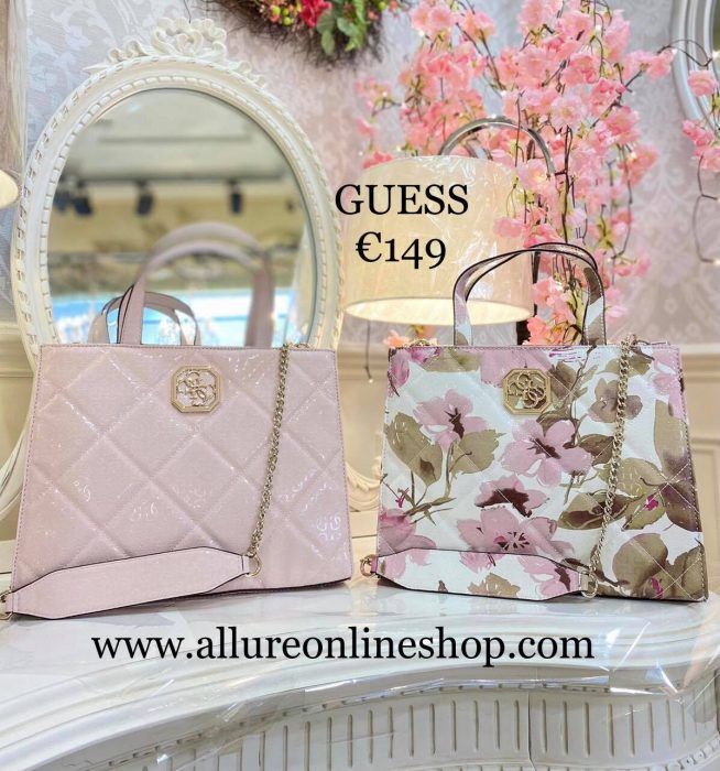 Guess Handbags available at Allure Quayside Sligo